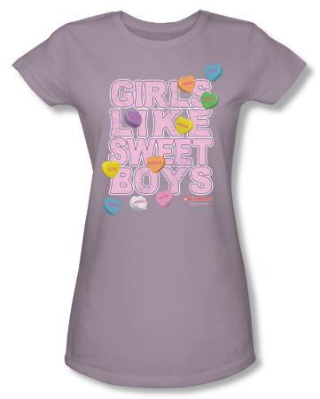 Juniors: Necco - Girls Like Sweet Boys
