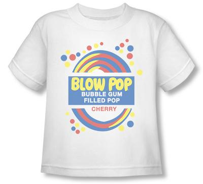 Toddler: Blow Pop - Label