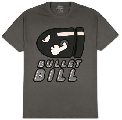 Nintendo - Bullet Bill