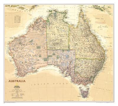 National Geographic Australia Executive Style