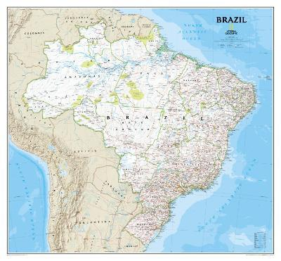 National Geographic Brazil Classic Style