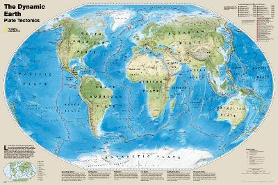 National Geographic Dynamic Earth, Plate Tectonics