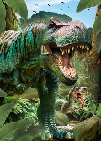 Dinosaurs-Trex