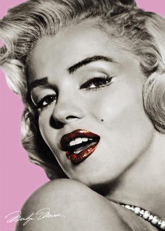 Marilyn Monroe-Lips