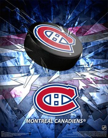 Montreal Canadiens 3-D