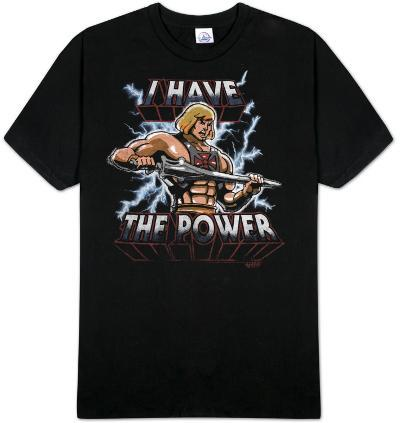 Masters of the Universe - I Have the Power