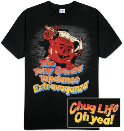 Tony Danza Tapdance Extravaganza - Chug Life