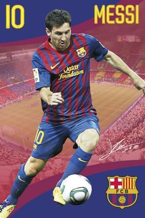 Barcelona- Messi