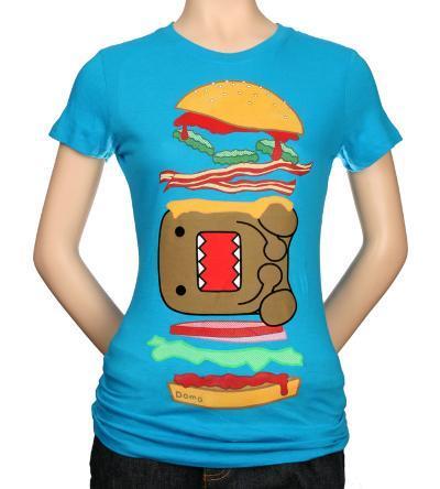 Juniors: Domo - Burger Domo