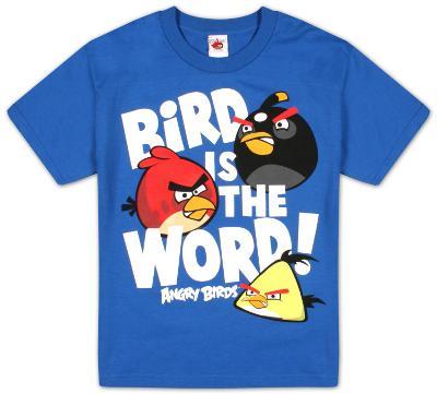 Youth: Angry Birds - Bird Word