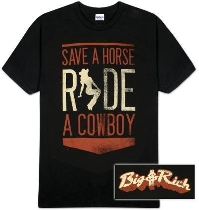 Big & Rich - BR Horse