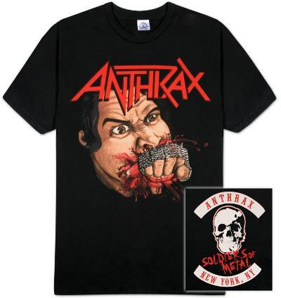 Anthrax - Fistfull of Metal