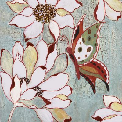 Vintage Butterfly I