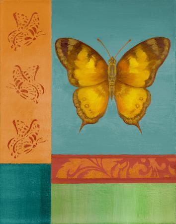 Colorful Wings II