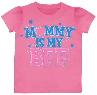 Toddler: Mommy Is My BFF