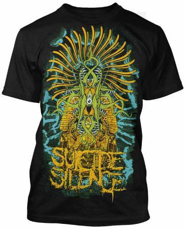 Suicide Silence - Egyptian