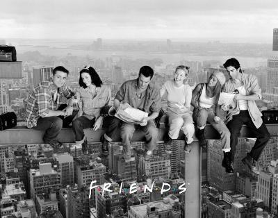 Friends - Over New York