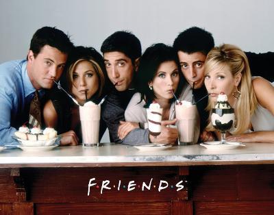 Friends - Milk Shakes