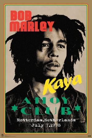 Bob Marley - Ahoy Club Concert