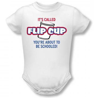 Infant: Flip Cup