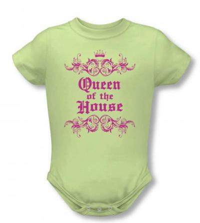 Infant: Queen Of The House