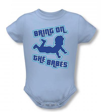 Infant: Bring Them On