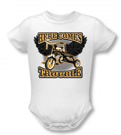 Infant: Here Comes Trouble