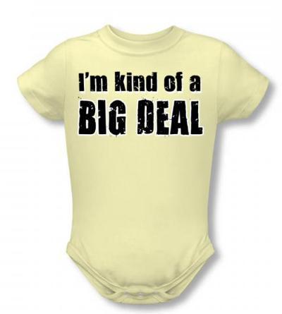 Infant: Big Deal