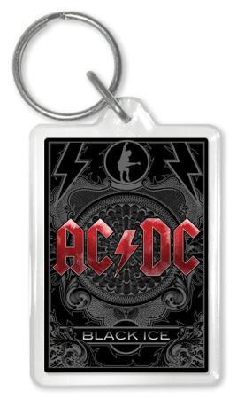 AC/DC - Black Ice Acrylic Keychain