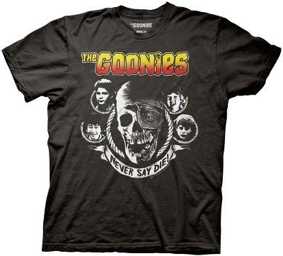 The Goonies - Character Faces
