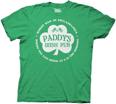 It's Always Sunny in Philadelphia - Paddy's Pub Shamrock