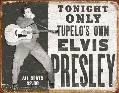 Elvis - Tupelo's Own