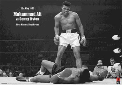 Muhammad Ali vs. Liston – Landscape
