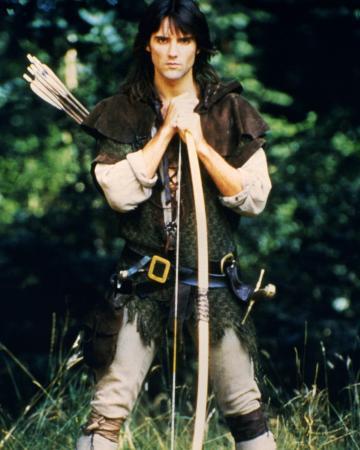 Michael Praed - Robin of Sherwood
