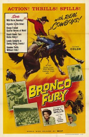 Bronco Fury, 1959