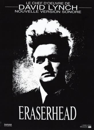 Eraserhead, French Poster Art, 1977