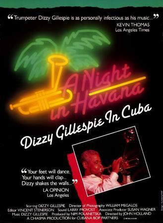 A Night in Havana- Dizzy Gillespie in Cuba