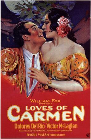 Loves of Carmen