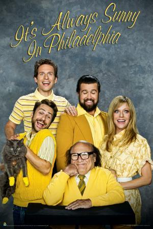 It's Always Sunny In Philidelphia - Family Portrait