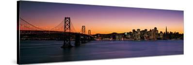 San Francisco at Sunset from Treasure Island
