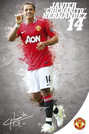 Manchester United-Hernandez 2011-2012