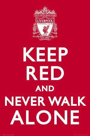 Liverpool-Keep Red