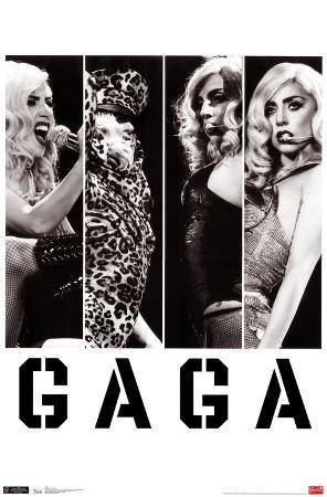 Lady Gaga - Photo Bars