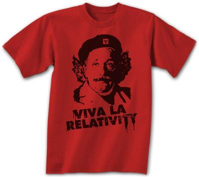 Albert Einstein - Viva La Relativity