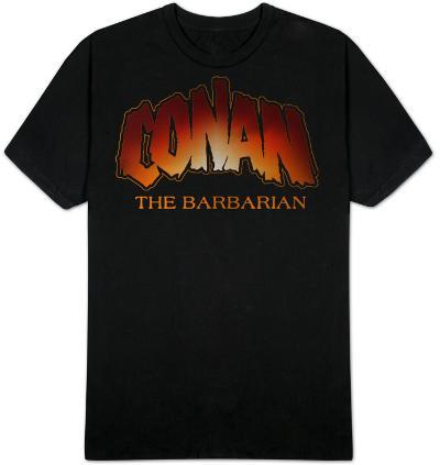 Conan the Barbarian - New Logo