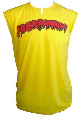 Muscle Tank: Hulk Hogan - Hulkamania