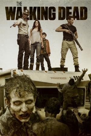The Walking Dead - Attack