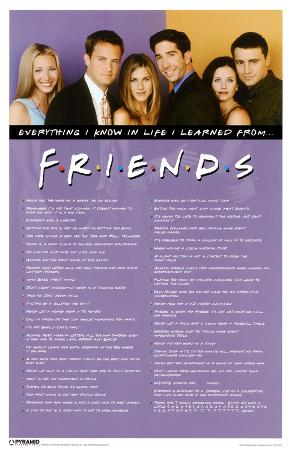 Friends· Everything I Know