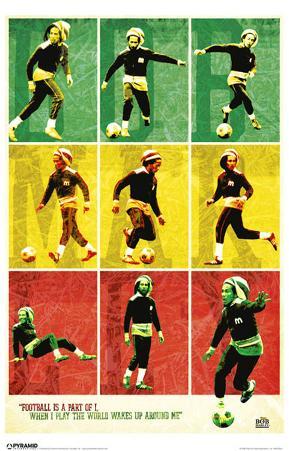 Bob Marley Football