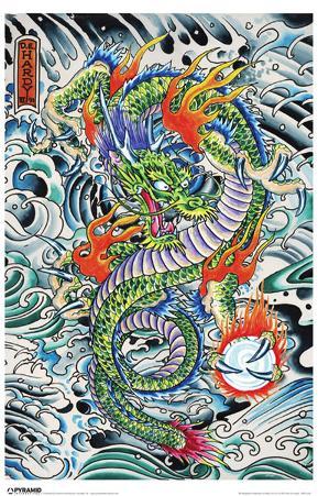 Ed Hardy - Dragon